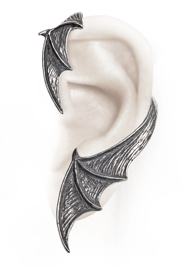 Alchemy Gothic A Night With Goethe Wing Earwrap