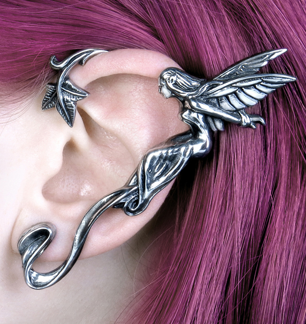 Alchemy Gothic Whispering Fairy Ear Wrap