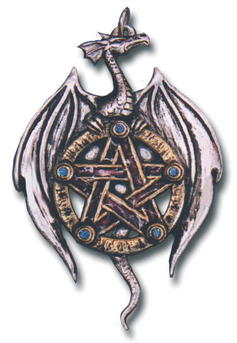 Dragon Protection From Betrayal Pendant