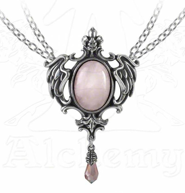 Alchemy Gothic Seraph of Light Necklace