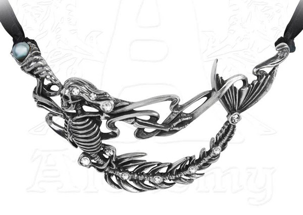 Alchemy Gothic The Shadow Of Zennor Pendant Necklace