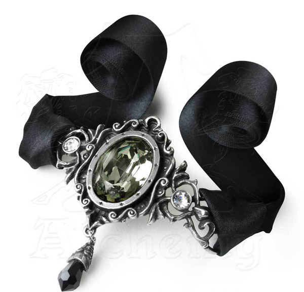 Alchemy Gothic The St Petersburg Tear Necklace