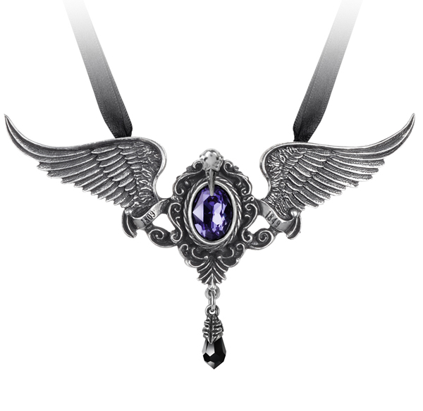 Alchemy Gothic My Soul from the Shadow Necklace