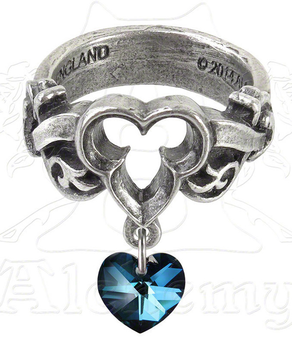 Alchemy Gothic The Dogaressa's Last Love Ring