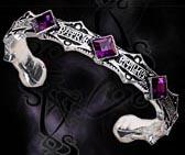 Alchemy Gothic In Nomine Patrie Bracelet