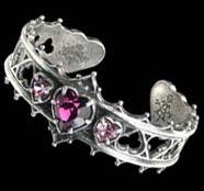 Alchemy Gothic Elizabethan Crystal Bracelet