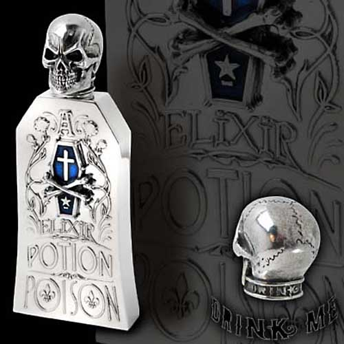 Alchemy Gothic Alchemists Potion Bottle