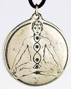 Kundalini, Harness Life Energy Chakra Amulet