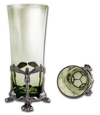Alchemy Gothic La fee Verte Fairy Absinthe Mixing Glass