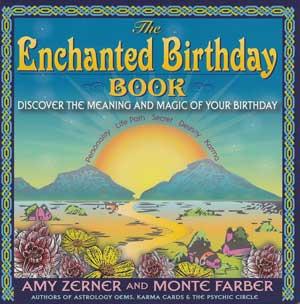 Enchanted Birthday Book  Zerner Farber Astrology