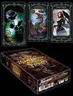 Alchemy Gothic Tarot Card Deck Set