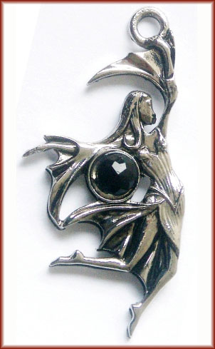 Dance of the Vampire for Timeless Beauty Pendant
