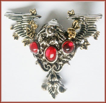 Angel of Midnight for Sweet Dreams Pendant