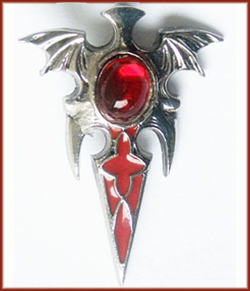 Vampire Blood Amulet for Life Amulet Pendant