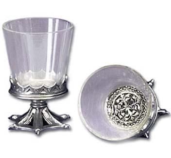 Alchemy Gothic Dracul Talons Shot Glass