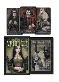 Tarot of Vampyres Deck & Book, Ian Daniels