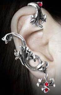 Alchemy Gothic Sylvanus Wrap Earring Ear Cuff