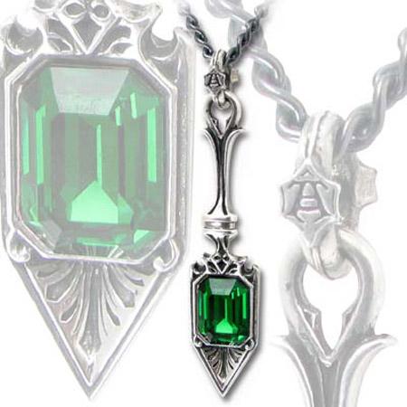 Alchemy Sucre Vert Absinthe Spoon Pendant