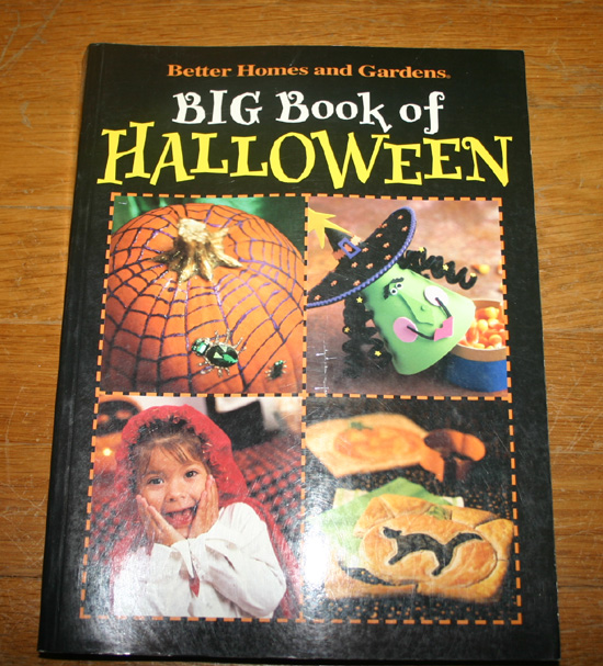 Better Homes and Gardens Big Book of Halloween