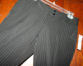 Studio 1940 Ladies Petite Pinstripe Pants 4P