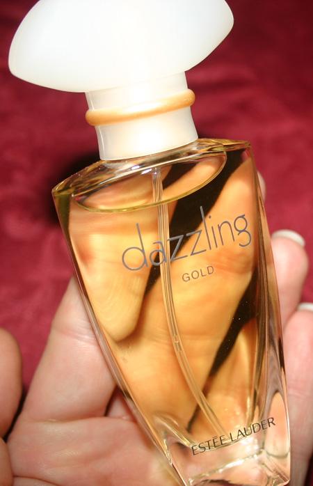 Estee Lauder Dazzling Gold Perfume Spray 1 fl oz