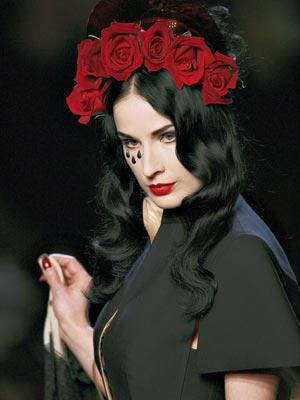 ditav17 Red Lipstick Fetish