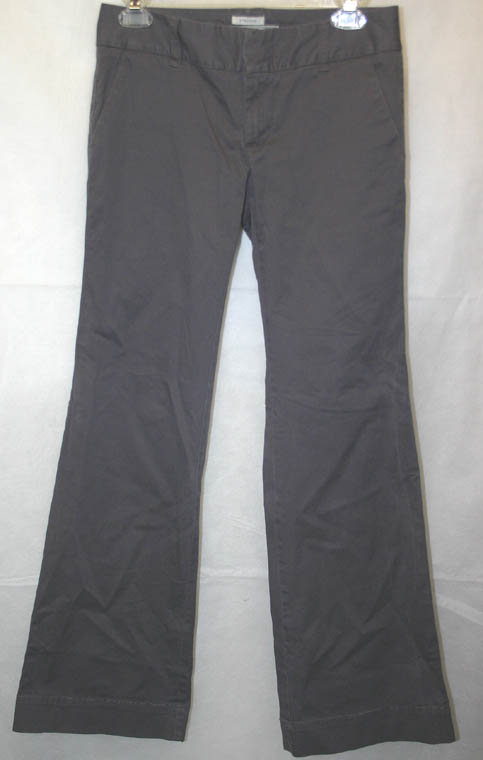 Old Navy Low Waist Army Gray Cargo Pants Sz 1