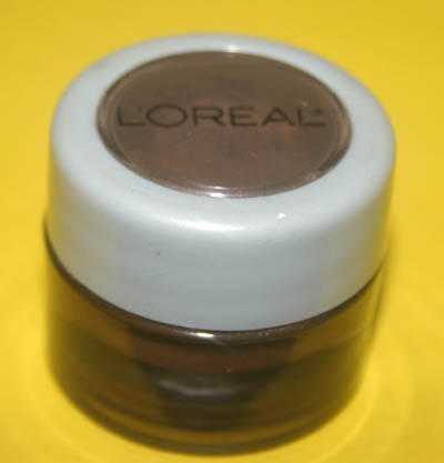 L'Oreal On The Loose Shimmering Eye Shadow Raisin Cane