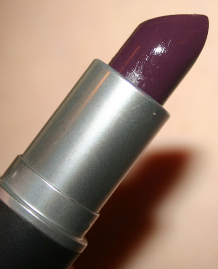 MAC Lustre Lipstick Missy Plum Limited Edition