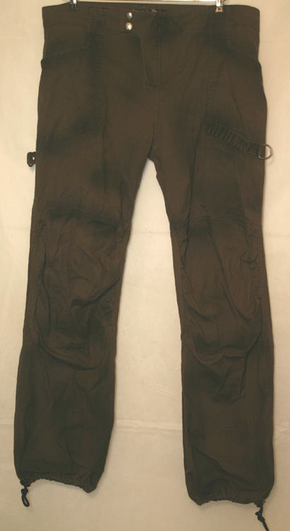 Lip Service RARE Men's Cargo D-Ring Pants Sz 34