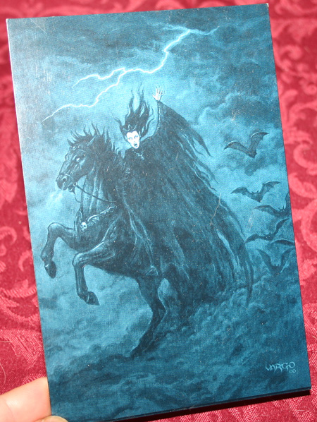 Monolith Graphics Gothic Postcard Dark Horse