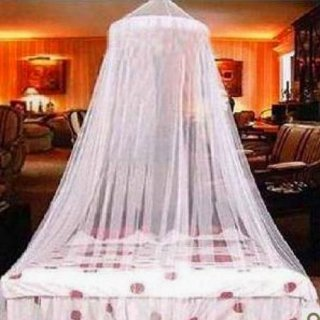 NEW White Mosquito Net Bed Canopy