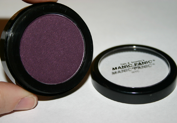 Manic Panic Gothic Deep Purple Eye Shadow Belladonna