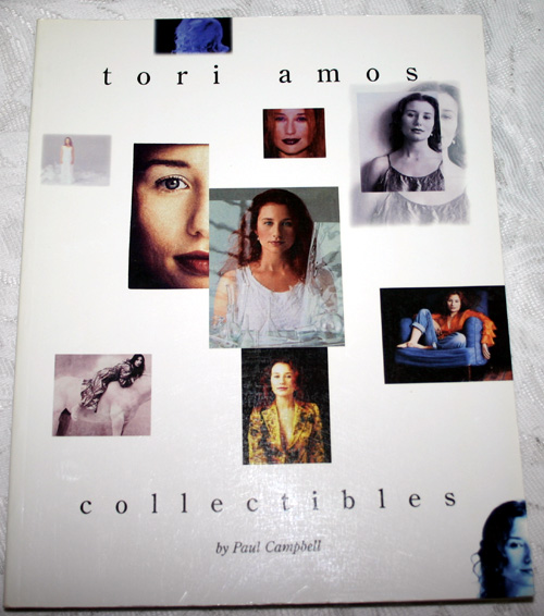 Tori Amos Memorabilia Collectibles Guide